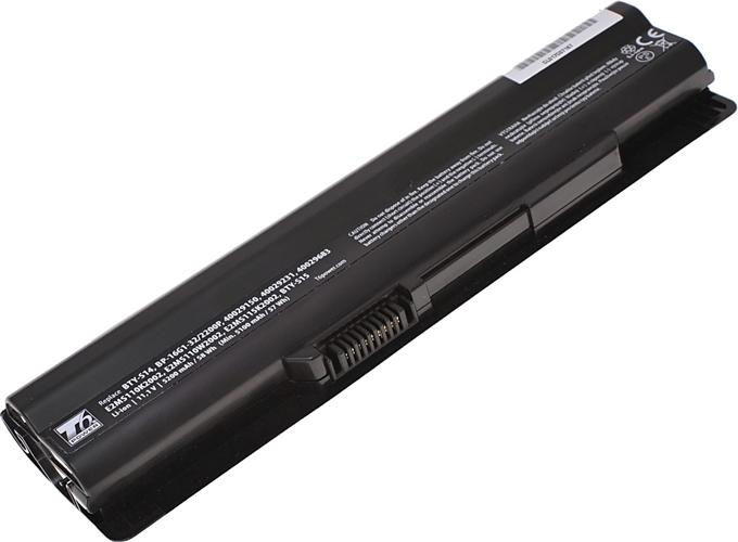 Baterie T6 power BTY-S14, BTY-S15, 40029231, 400292150, 40029683, E2MS110K2002, E2MS110W2002, E2MS115K2002, BP-16G1-32/2200