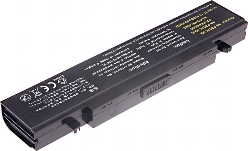 Baterie T6 power AA-PB2NC6B, AA-PB2NC6B/E, AA-PB4NC6B, AA-PB4NC6B/E, NBP001513-00