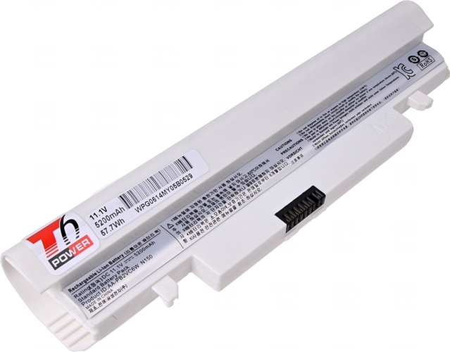Baterie T6 power AA-PB2VC6W, AA-PB3VC6B, AA-PB3VC3B, AA-PL2VC6W