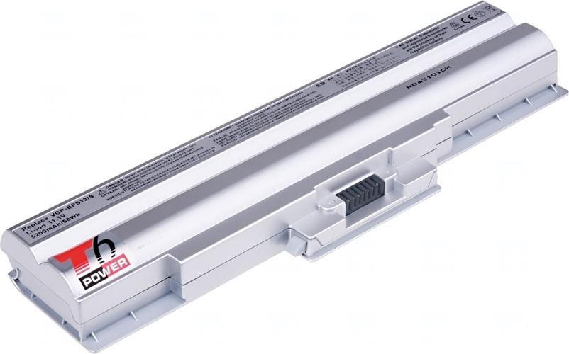 Baterie T6 power VGP-BPS13S, VGP-BPS13/S, VGP-BPS13A/S