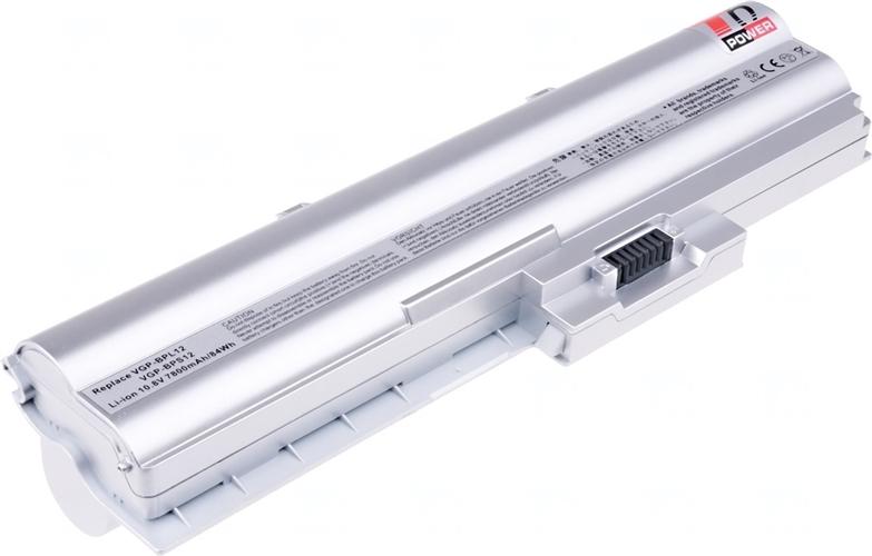 Baterie T6 power VGP-BPL12, VGP-BPS12