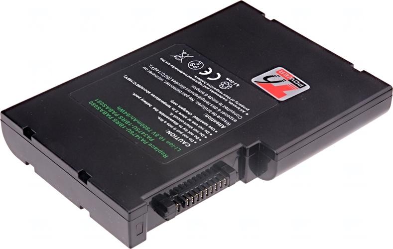 Baterie T6 power PA3475U-1BRS, PA3476U-1BRS, PABAS080, PABAS081