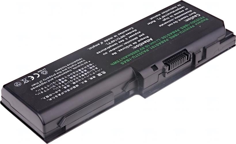 Baterie T6 power PA3536U-1BRS, PA3537U-1BAS, PA3537U-1BRS, PABAS100, PABAS101