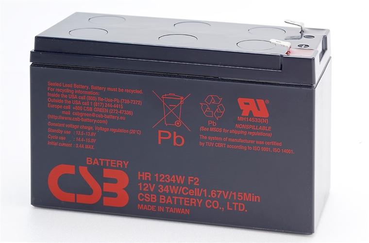 APC KIT RBC17 - baterie CSB