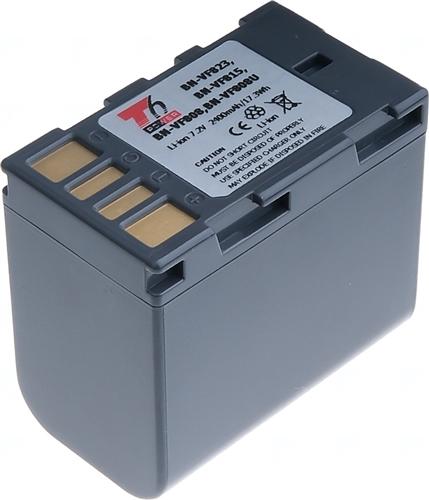 Baterie T6 power JVC BN-VF808, BN-VF808U, BN-VF815, BN-VF815U, BN-VF823, BN-VF823U