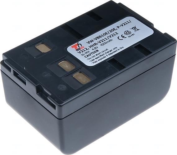 Baterie T6 power HHR-V20, HHR-V211, HHR-V212, P-V212, P-V211, HHR-V211T/1H, HHR-V212T1B, HHR-V40, P-V211T, P-V212T1B, VSB0200