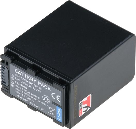 Baterie T6 power NP-FH30, NP-FH40, NP-FH50, NP-FH60, NP-FH70, NP-FH100
