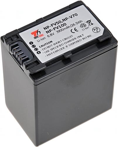 Baterie T6 power NP-FV100, NP-FV70, NP-FV50, NP-FV30